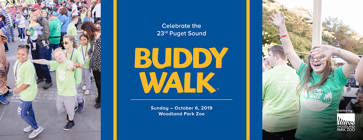 2019 Puget Sound Buddy Walk®